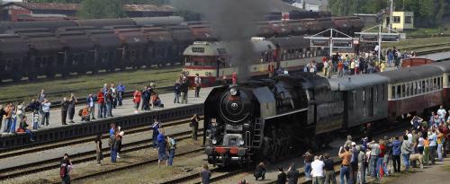 Historický vlak