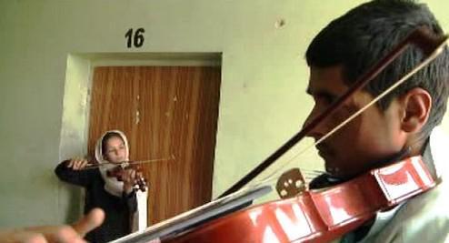Hudební škola v Kábulu