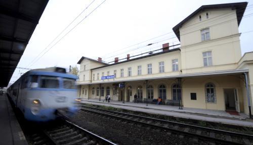 Vršovické nádraží