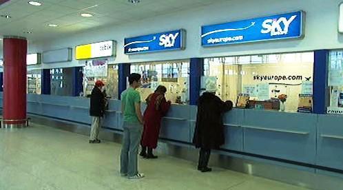 Letecká společnost SkyEurope