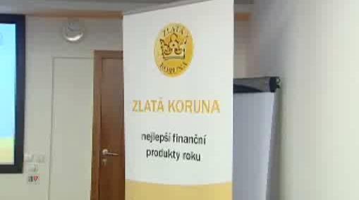 Logo soutěže Zlatá koruna