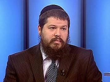Rabín Manis Barash