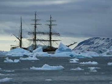 Cesta K. Wolfa kolem Antarktidy