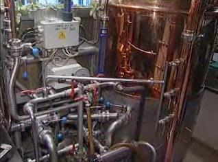 Pivní tank