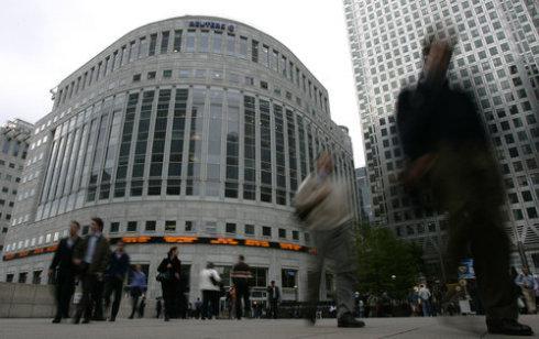 Budova Reuters
