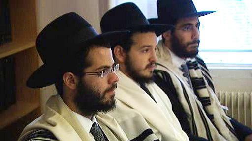 Mladí rabíni