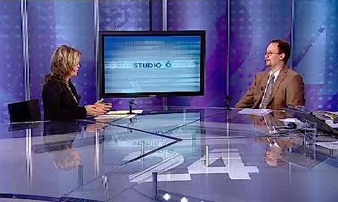 Analytik Jan Procházka hostem Studia 6