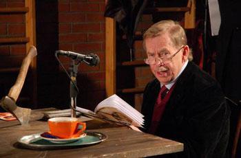 Václav Havel - Odcházení
