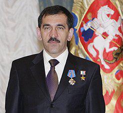Junus-Bek Jevkurov