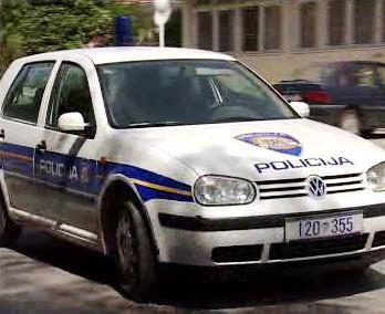 Chorvatská policie