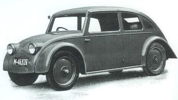 Volkswagen Brouk – studie