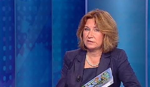 Eva Zamrazilová představuje učebnici Finanční a ekonomická gramotnost