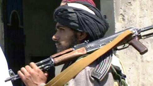 Pákistánský povstalec