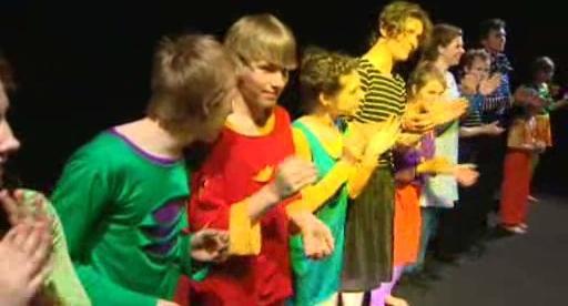 Děti z Cirkusu Upsala