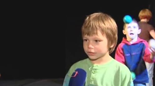 Dítě z Cirkusu Upsala