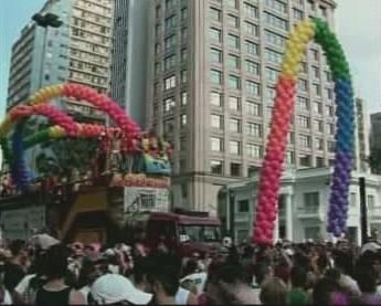 Pochod homosexuálů