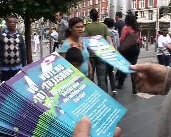 Irsko rozhoduje v referendu