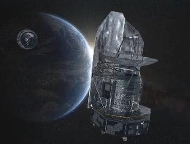 Sondy Herschel a Planck
