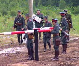 Příprava rekonstrukce bojů na hranicích
