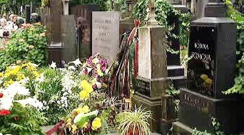 Hrob Waldemara Matušky