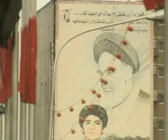Volební kampaň v Íránu