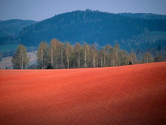 Krajina v Podkrkonoší