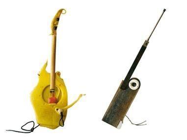 Kytary Františka Skály