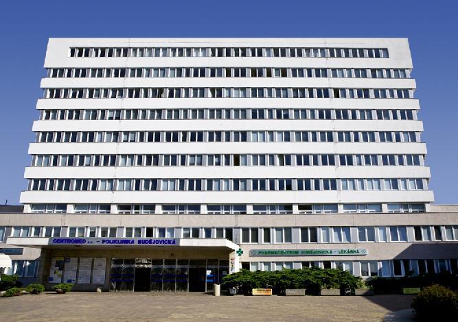 Poliklinika Budějovická