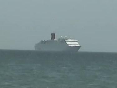 Španělská loď je v karanténě