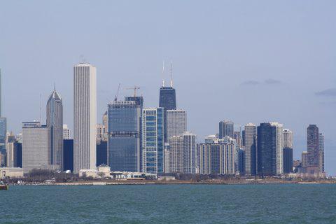 Panoráma Chicaga