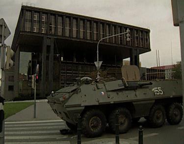 Budova Federálního shromáždění