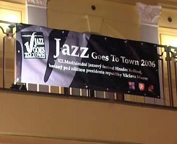 Jazz jde městem