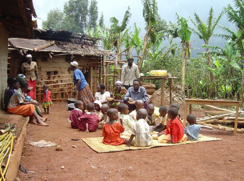 Pěstitelé kávy ve východní Ugandě