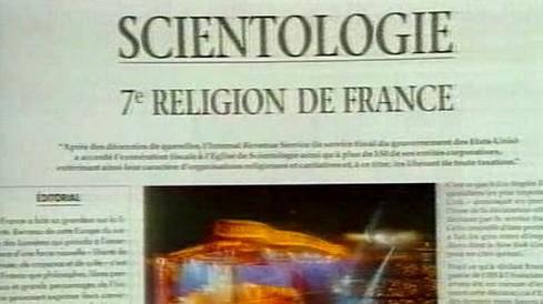 Francouzská scientologická církev