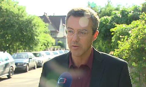 Ekonom z Karlovy university Evžen Kočenda