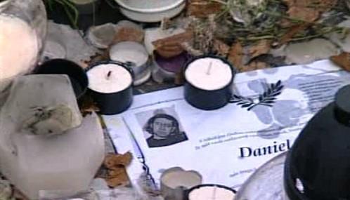 Místo vraždy Daniela Tupého