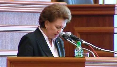 Zinaida Greceaniiová