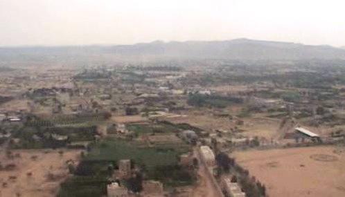 Jemenské vrtulníky pátrají po unesených cizincích