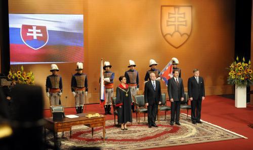 Inaugurace Ivana Gašparoviče