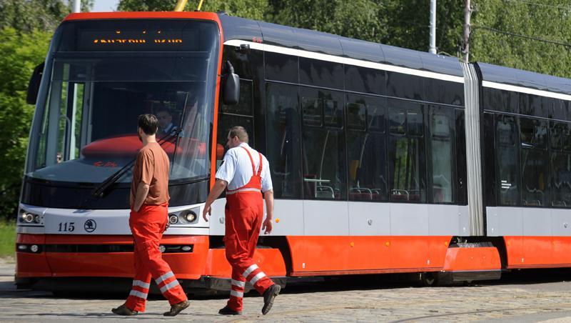 Nová tramvaj
