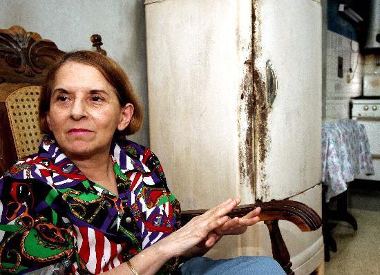Neuroložka Hilda Molina