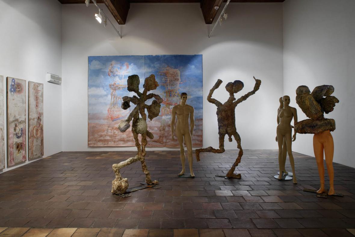 Výstava Jiřího Anderleho v GHMP