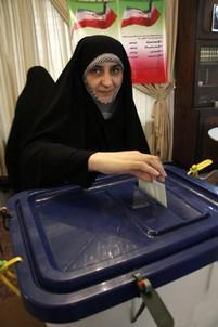 Íránské prezidentské volby