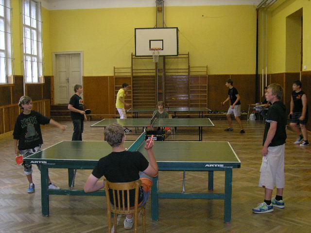 DDM Šumná - stolní tenis