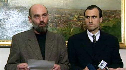 Jan Ruml a Ivan Pilip