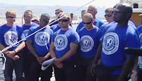 Absolventi izraelské protipirátské akademie