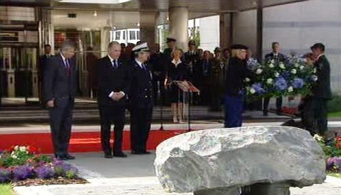Pomník padlým vojákům NATO