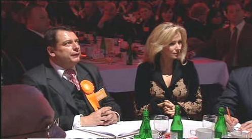 Jiří Paroubek a Kateřina Brožová