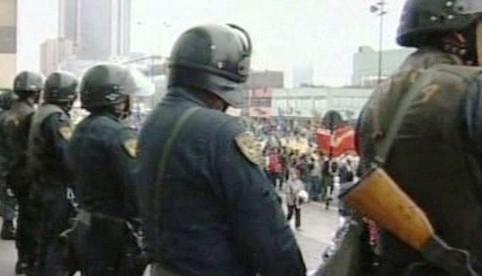 Policie v Peru