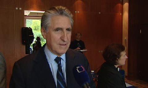 Odstupující prezident BusinessEurope Ernest-Antoine Seilliére